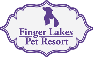 finger lakes pet resort logo